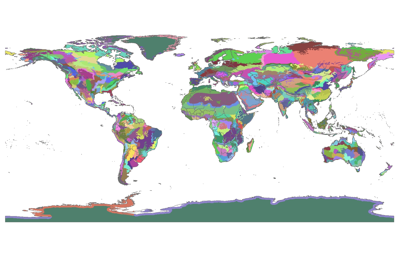 Regionalizations « Adam B. Smith